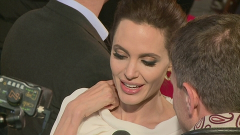 Angelina Jolie becomes a university lecturer in London