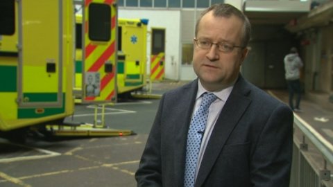 NHS: 'The whole system is facing a lot of pressure'