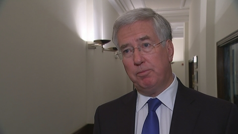 Fallon: No plans for Ebola screening at UK airports