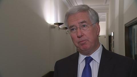 Fallon: No plans for Ebola screening at UK airports