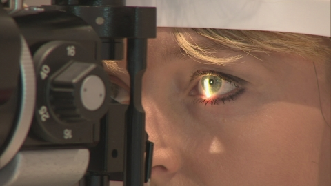 First UK patient receives stem cell treatment for eye loss