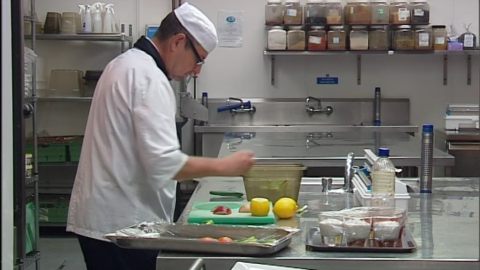 Independent schools are sourcing the very best food with Allmanhall