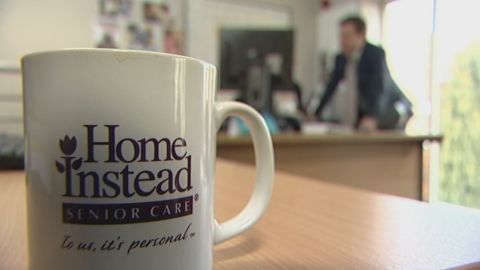 Home Instead's personalised care provides real solutions to the problems of an ageing society