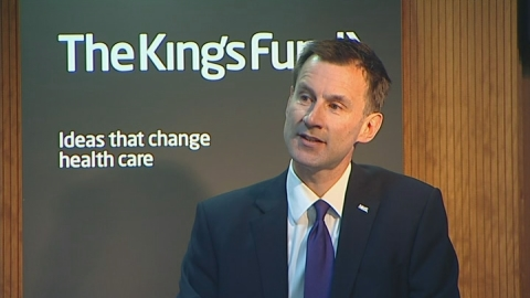 Hunt: GPs are not rewarded for putting patients first