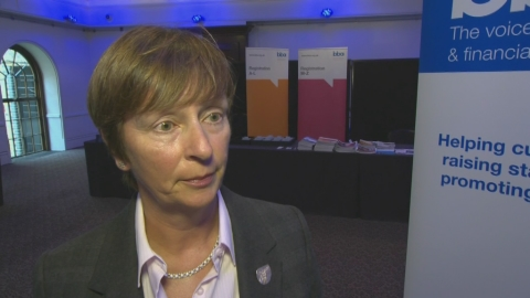 Gillian Guy from Citizens Advice says banks are winning with consumers