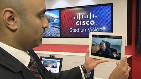 Cisco, using new personal technology to  connect and re-gain the trust of customers