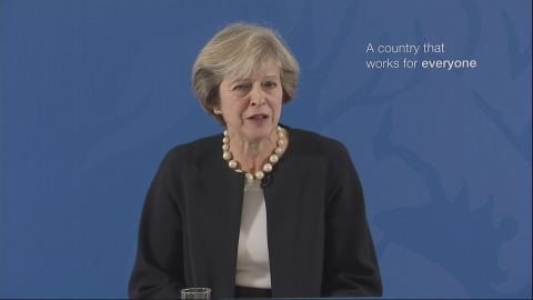May outlines future for grammar schools