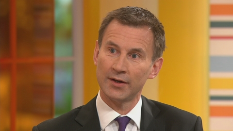 Health Secretary: Hospital closures not needed to save NHS
