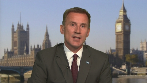 Hunt: Junior doctors' strike 'perplexing and disappointing'