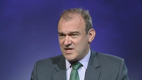 Ed Davey: Ofgem 'right to be tough on npower'
