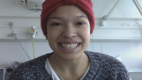 Leukaemia sufferer finds rare stem cell donor