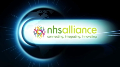 Natasha Kaplinsky presents NHS Alliance TV News from the ITN Studios