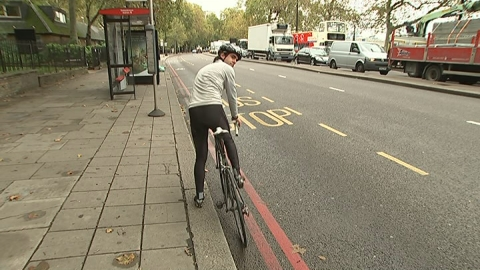 Cyclist road rage video attracts trolls