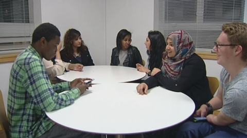North West London CSU is helping young people manage their conditions with greater confidence