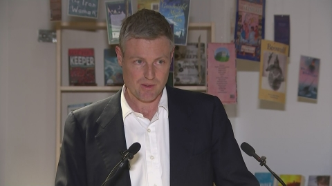 Zac Goldsmith: Byelection is a referendum on Heathrow