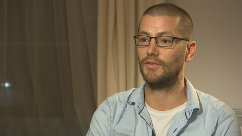 Ebola survivor heading back to Sierra Leone