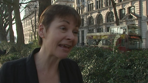 Caroline Lucas: Page 3 demise is 'welcome step forward'
