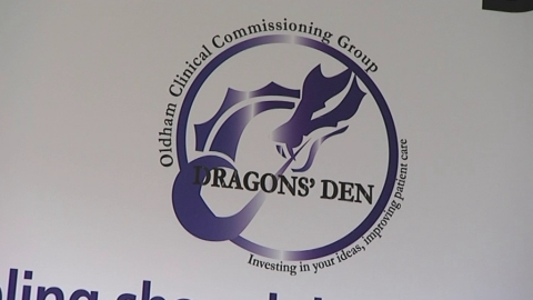 Oldham CCG's 'Dragon's Den' project invites internal members to pitch forward - thinking ideas