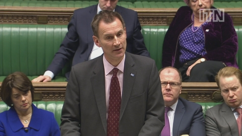 Jeremy Hunt apologises to family of William Mead