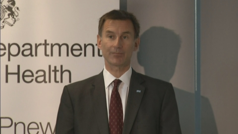 Hunt outlines plans for GP deal