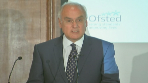 Ofsted chief highlights 'invisible minority'