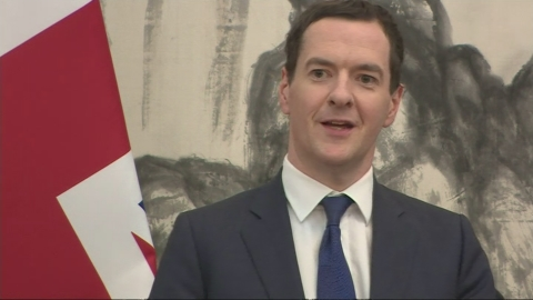 Osborne: UK guarantees £2bn for Hinkley