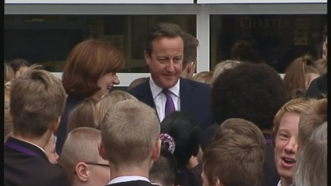 Cameron stresses importance of saving failing schools