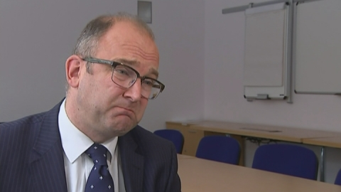 "Medical director ""ashamed"" over damning hospital report"