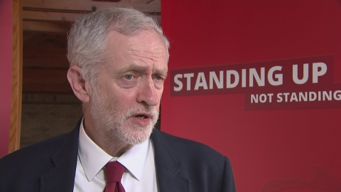 Corbyn: Gov't 'unclear' of their role in steelworks sale