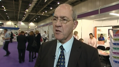 The impact of telehealth: Dr Malcolm Fisk, Age Research Centre, Coventry University