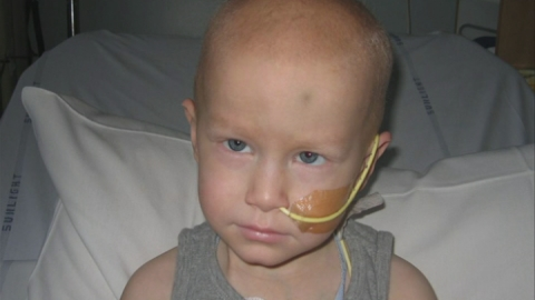 Mother: Proton beam treatment saved my son