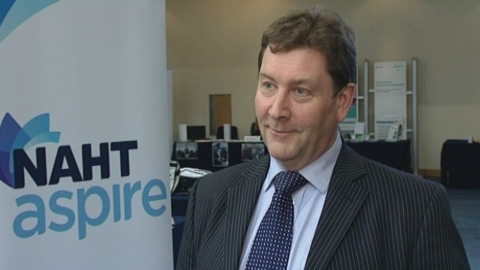 Edison Learning's MD, Tim Nash on Aspire - the school improvement service developed with the NAHT