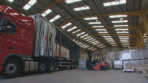Five regional hauliers in one: Harlequin Logistics offers cost-effective transport solutions
