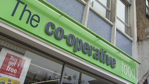 Lord Myners slams Co-operative group