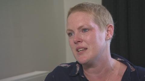 Cancer mum Heidi Loughlin: I still beat myself up about Ally