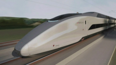 HS2 chief wants greater speed to cut on costs