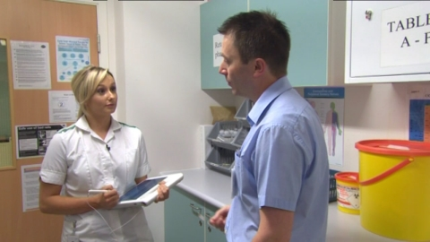 East Lancashire Hospitals NHS Trust uses a bundle of measures to improve transfer of care