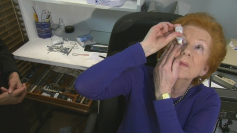 TRB Chemedica is raising awareness of Dry Eye and offering relief to sufferers