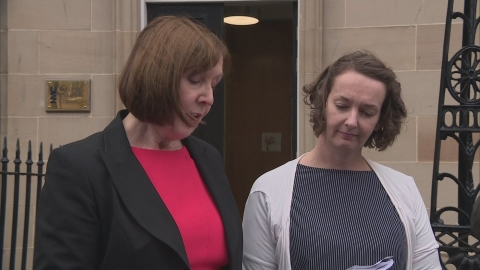 Ebola-infected nurse Pauline Cafferkey cleared of misconduct