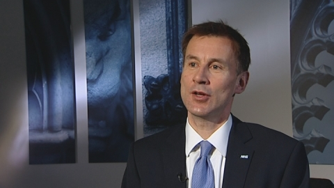 Hunt: New contract sees return of 'family doctors'