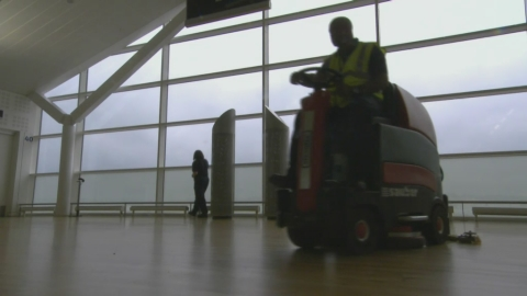 Facilities management giant MITIE ensure Birmingham Airport operates with ease